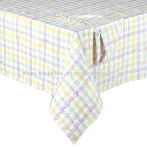 Tablecloth Green, Made