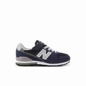New Balance Kv996 Navy Blue/grey Kids Shoes Sku.13198 - Kids New Balance Shoes