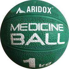 Medicine Ball Rubber