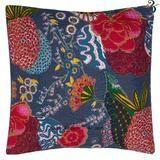 Indian Kantha Cotton Grey Pillow Cover Case Sofa Waist Cushion Cover Home Decor 16\