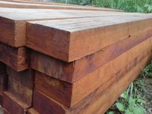 kwila sawn timber