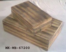 Antique Wooden Box