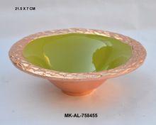 Enamel Aluminum Salad Bowl