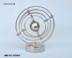 Metal Armillary Sphere Decor