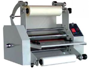 Double Steel Roller Thermal Lamination Machine