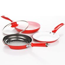 Non Stick Ceramic Coated Color Changing Pan