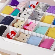 Plastic Storage Cabinet Drawer Divider Partition