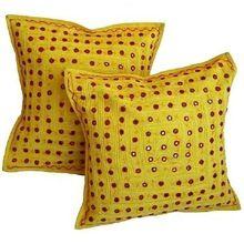 Throw Pillow Toss Cotton Cushion Cover