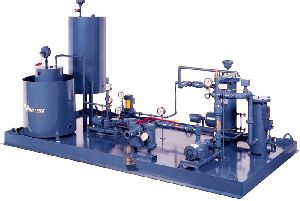 Diesel Oil Pumping And Treating Systems