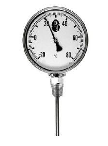 Bi- Metal Temperature Gauges