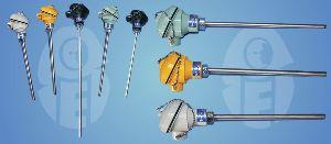 Thermocouple Sensor With Metal Sheath