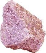 Lepidolite Rough