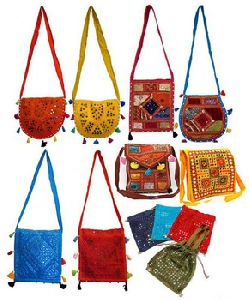 Tribal Indian Purses