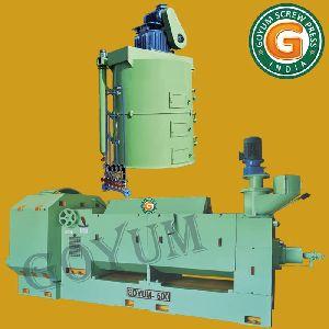 Castor Seeds Oilseeds Pressing Machine