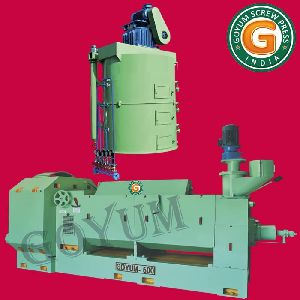 Seed Oil Mill Machinery