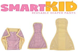 Smart Kid Reusable Diaper Pants