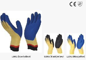 Para-aramid Knitted Gloves