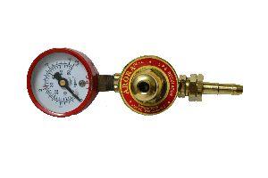 Lpg Regulator With Meter