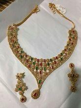 Necklace Pendant Set Earring