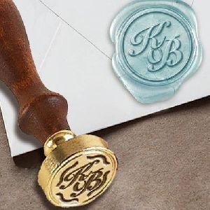 Monogram Steel Stamp Die