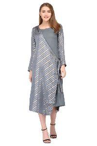 Grey Designer Dress