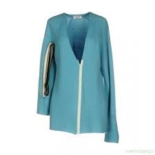 Ladies Elastane Cardigan