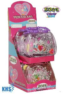 Fancy Princess Bag With Beauty Set