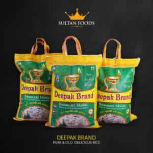 Pure And Old Basmati Rice