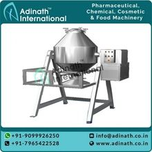 R And D Double Cone Blender
