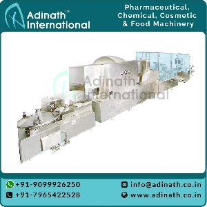 Vial Filling Production Line