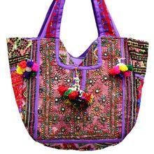142cf5b166 Shoulder Shopping Satchel Banjara Tote Bag