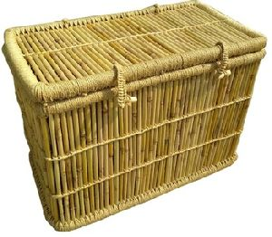 Bamboo Vegetable Fruit Basket