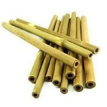 Organic Bamboo Drinking Straw