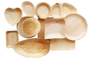 Palm Leaf Disposable Plate