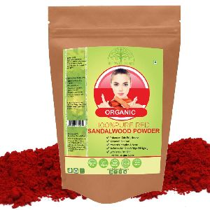 Organic Red Sandalwood Powder Lal Chandan