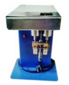 Semi Automatic Round Cotoon Wicks Making Machine