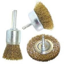 Twisted Knot Wire Cup Brush