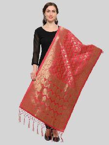 Silk Plain Dupatta
