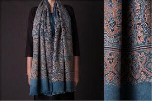 Woolen Printed Stoles