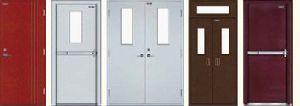 Steel Door And Frames