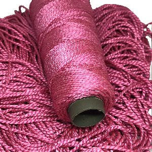 2 ply Mulberry Silk Yarn in cones