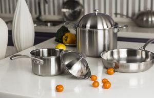 three-layer composite cookware