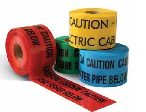 Non Detectable Underground Warning Tape