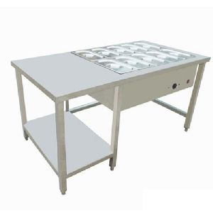 1.2m Electric Bain Marie Station