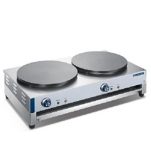2-Plate Electric Crepe Maker