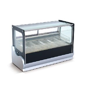 240L Luxurious Ice Cream Display