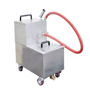 33L Filter Cart