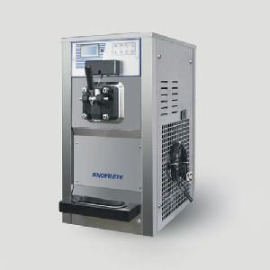 36L/h Tabletop Single Flavor Ice Cream Machine