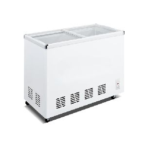 718L Static Cooling Convertible Chest Freezer Refrigerator