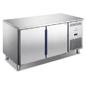 Double Door Fancooling Undercounter Freezer